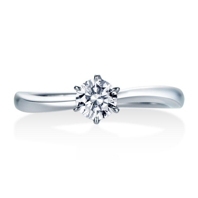 ERA810|ロイヤルアッシャー 婚約指輪