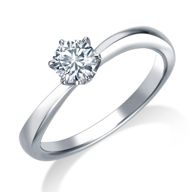 ERA810|ロイヤルアッシャーの婚約指輪