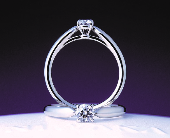花咲(はなえみ)|俄の婚約指輪