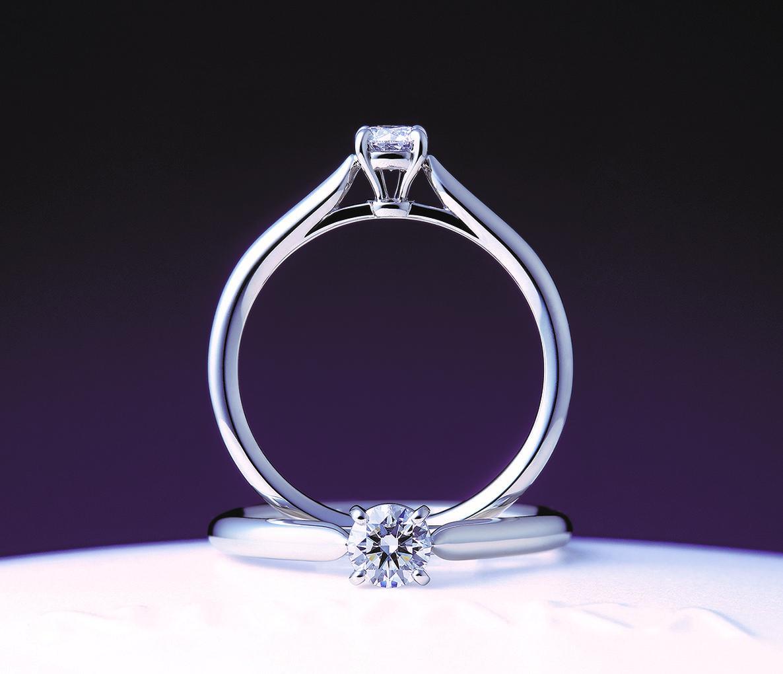 花篝(はなかがり)|俄の婚約指輪