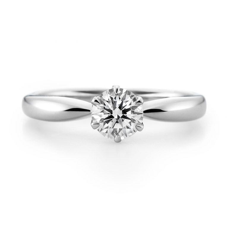 SA010|ラザールダイヤモンド 婚約指輪