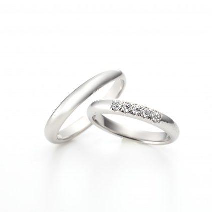 URA801 URB802|ラザールダイヤモンド 結婚指輪