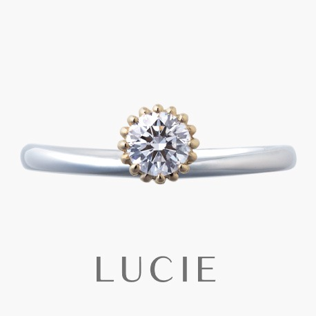 Corolle -コロル-|ルシエの婚約指輪