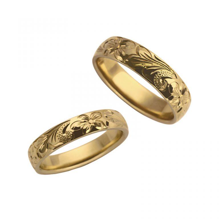 PLUMERIA(プルメリア)|イモータルの結婚指輪