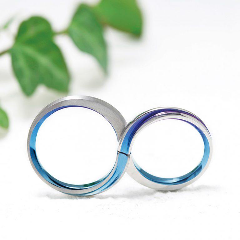 レムニスケート|SORAの結婚指輪(マリッジリング)