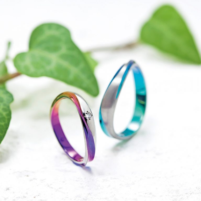 ガンガ|SORA(ソラ) 結婚指輪