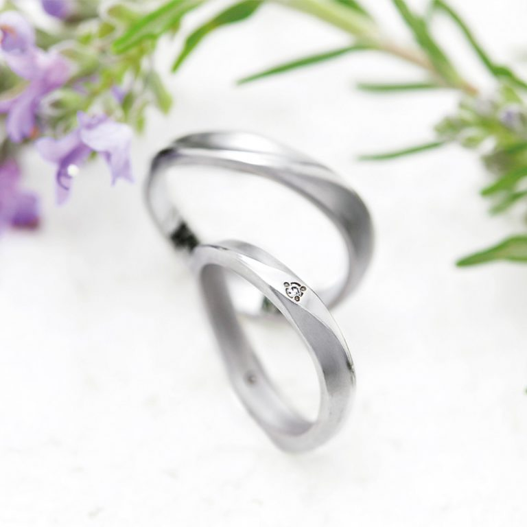 デューン|SORAの結婚指輪(マリッジリング)