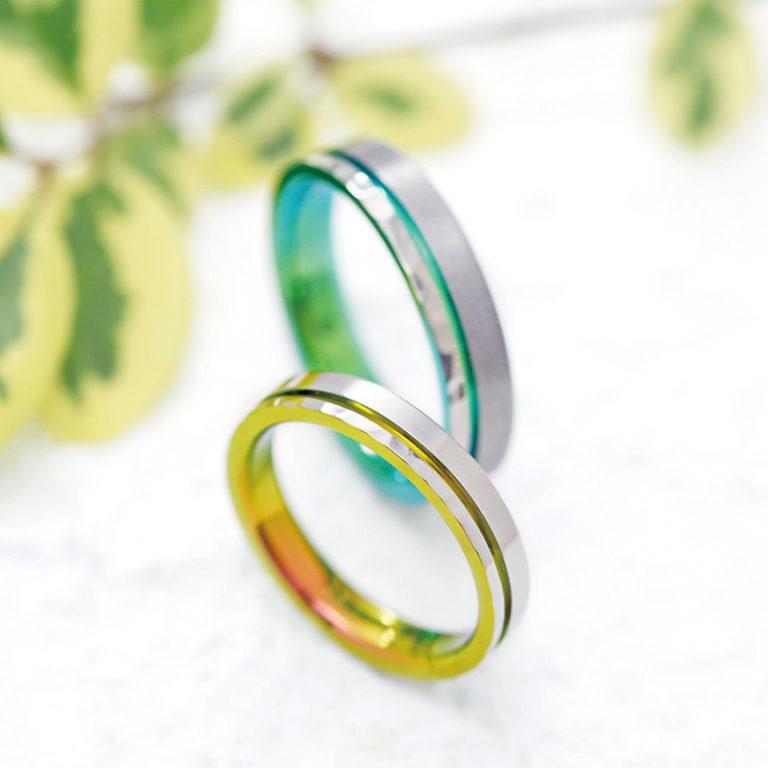 ホライズン|SORAの結婚指輪(マリッジリング)