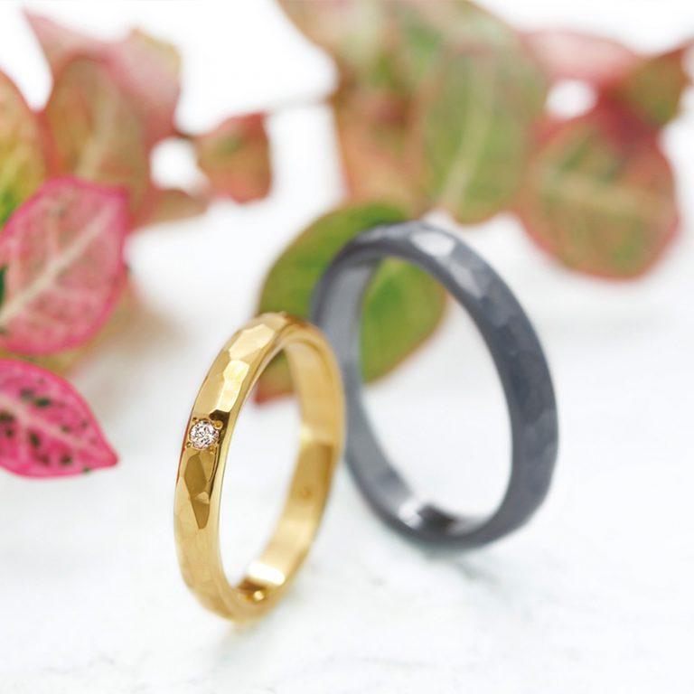 アイナ|SORAの結婚指輪(マリッジリング)
