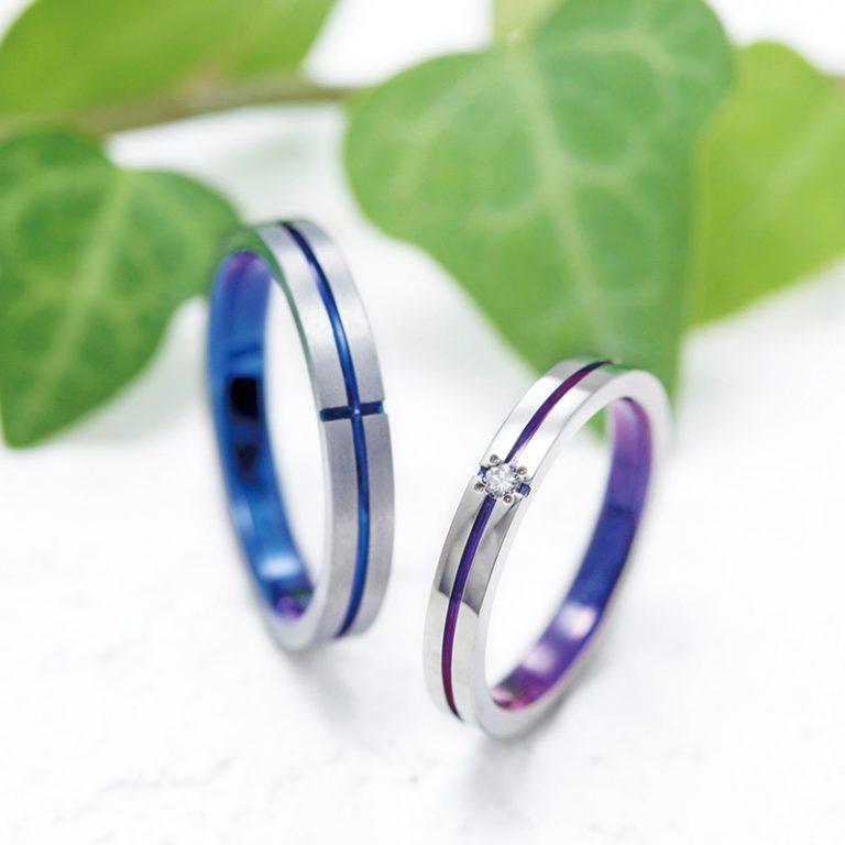 コンタクト|SORAの結婚指輪(マリッジリング)