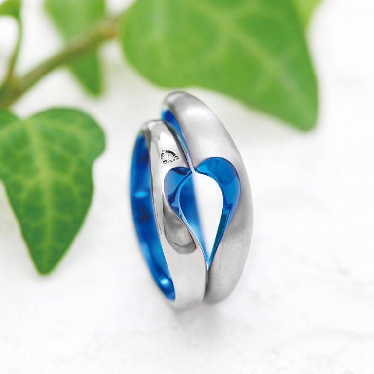 リップル|SORAの結婚指輪(マリッジリング)