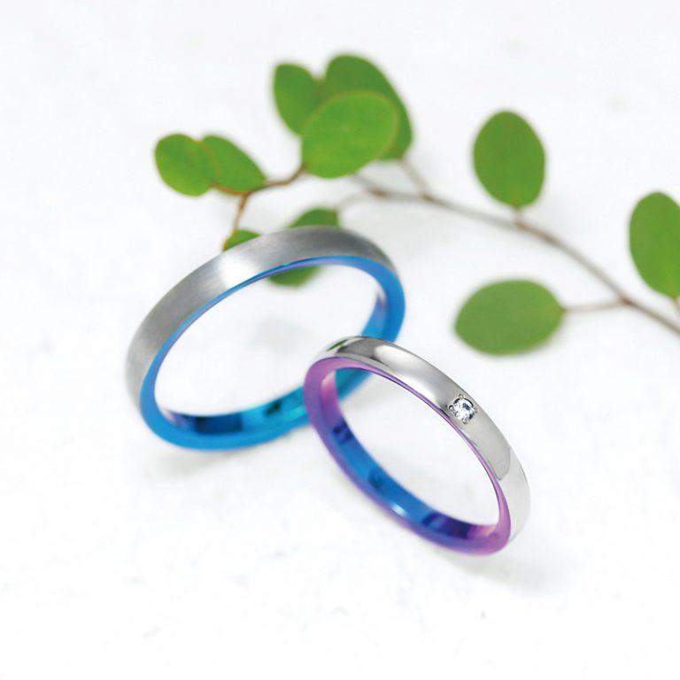 ヌーボラ|SORAの結婚指輪(マリッジリング)