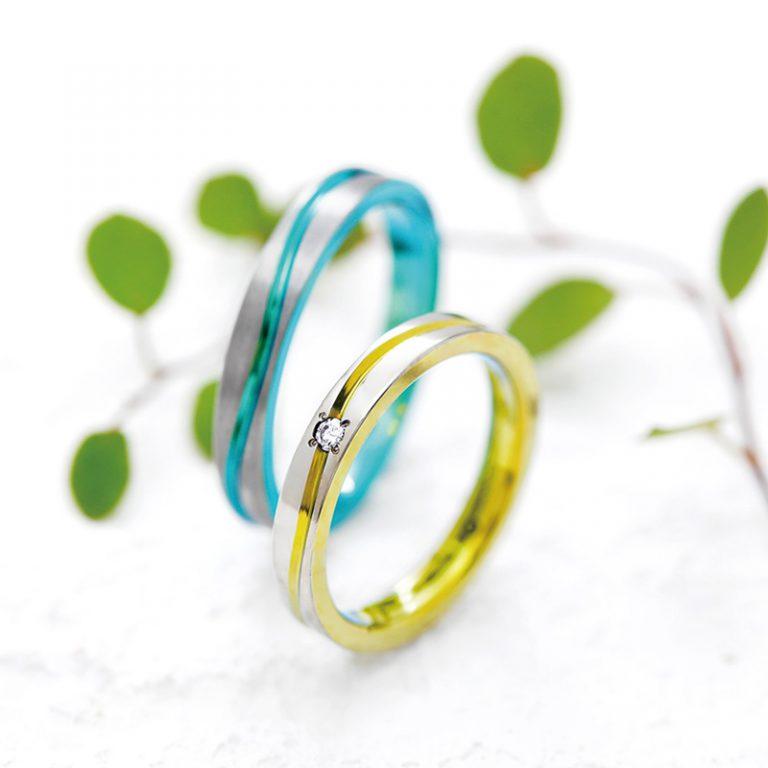 パルス|SORAの結婚指輪(マリッジリング)