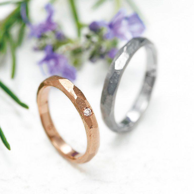 ウル|SORAの結婚指輪(マリッジリング)