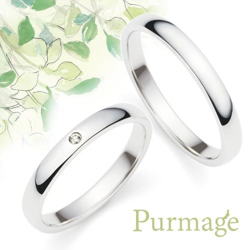 Oeuf-ウフ-|ピュールマージの結婚指輪