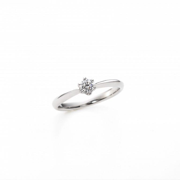LD346PR1|ラザールダイヤモンドの婚約指輪