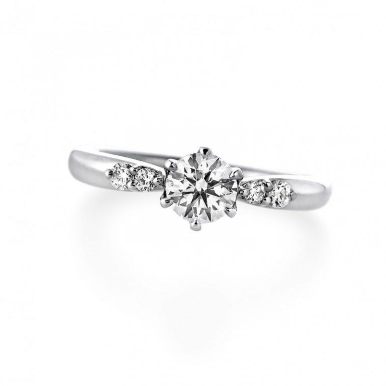 ドリルトン LD349PRD|ラザールダイヤモンド 婚約指輪