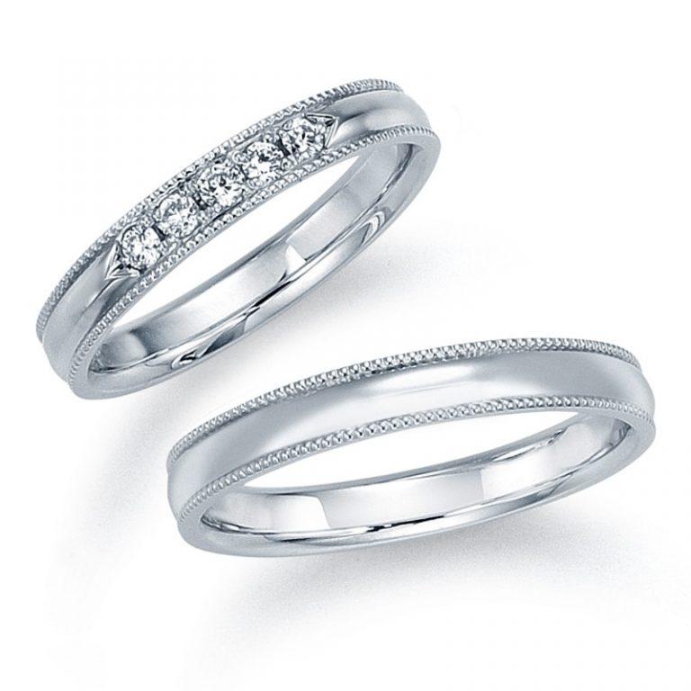 WR18/WR17 モニッケンダムの結婚指輪