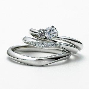 ポムポーソ|エトルの婚約指輪・結婚指輪