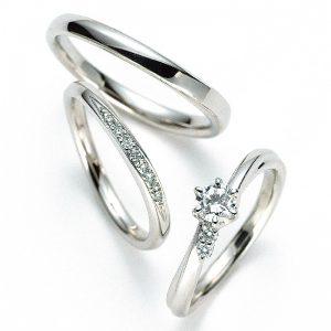 アダージオ|エトルの婚約指輪・結婚指輪
