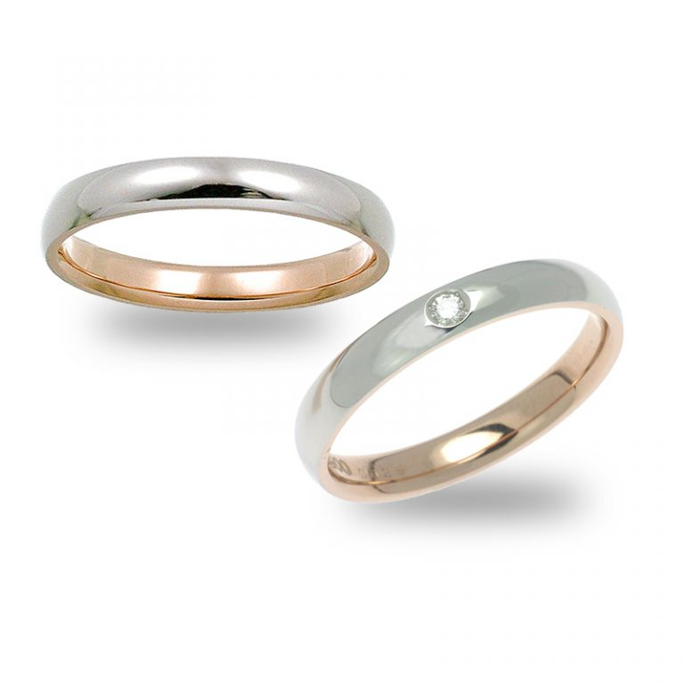 2302Pt×PG|ストーリーズの結婚指輪