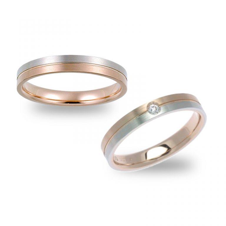 2304Pt×PG|ストーリーズの結婚指輪