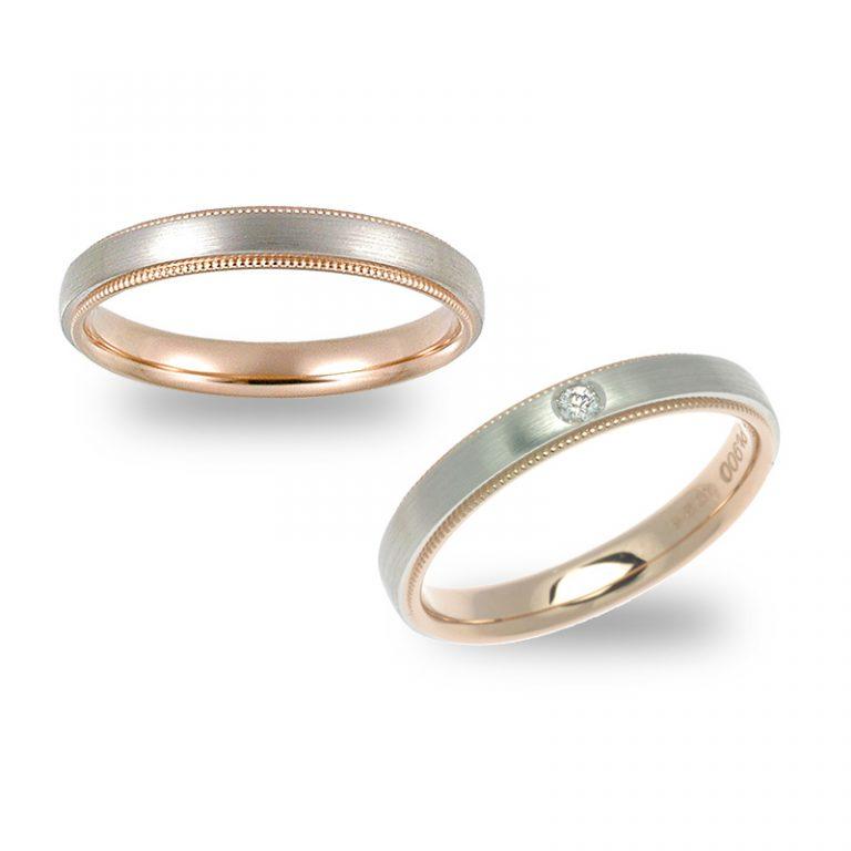 2305Pt×PG|ストーリーズの結婚指輪