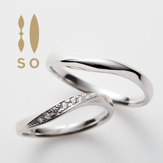 So Beautiful Heart  ソウの結婚指輪