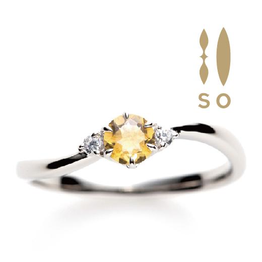 So Beautiful Energy|ソウの婚約指輪