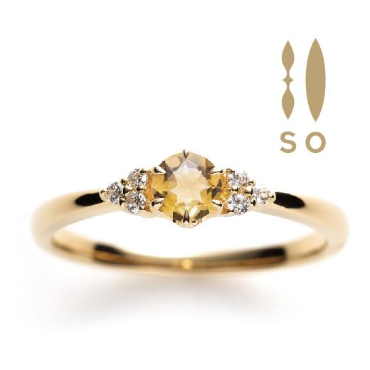 So Happy Energy|ソウの婚約指輪