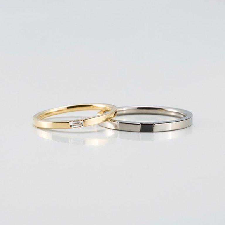 エスポワール|ラピュール 結婚指輪