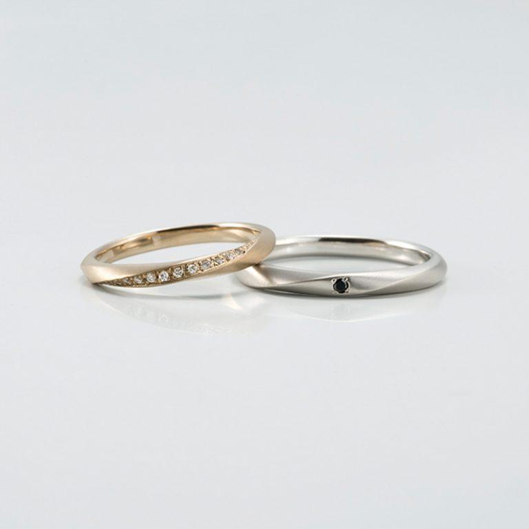 アンフェニ|ラピュール 結婚指輪