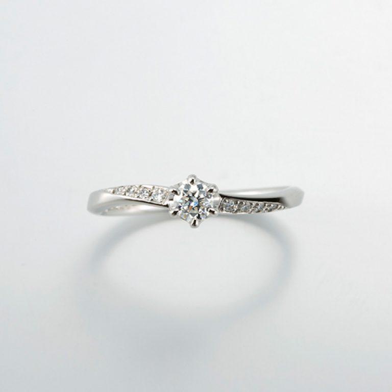 シャイン<Shine>|プリズム 婚約指輪