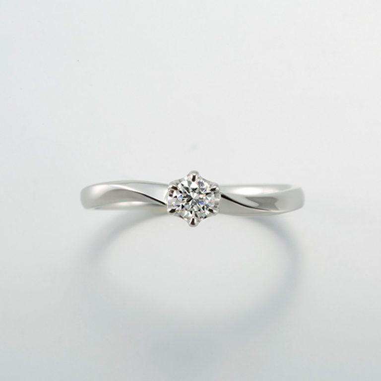 ウィッシュ<Wish> プリズム 婚約指輪