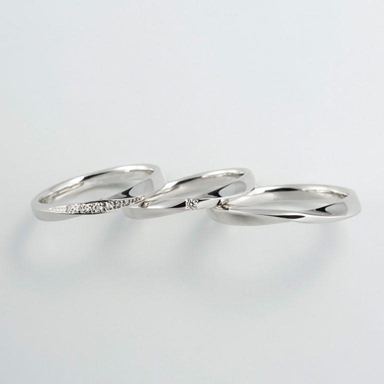 ハピネス<Happines>|プリズム 結婚指輪