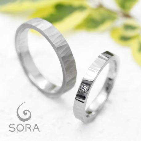 ナオ| SORA ( ソラ) 結婚指輪
