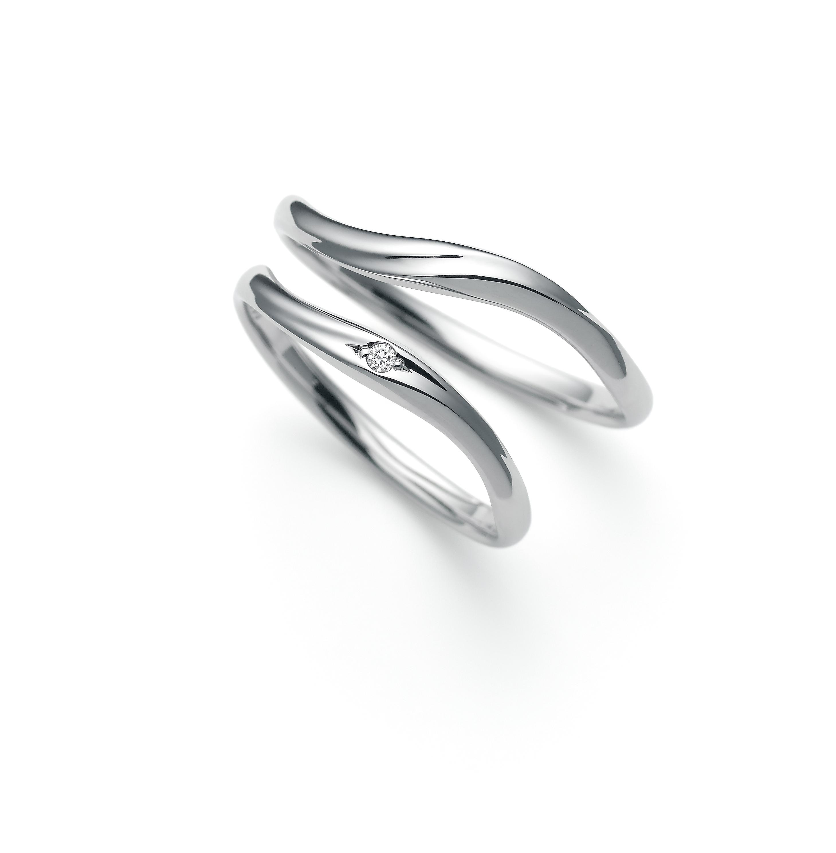 CN-055 056|ノクル 結婚指輪