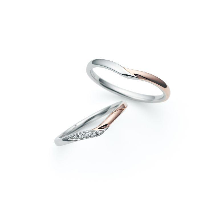 CN-634 635|ノクル 結婚指輪