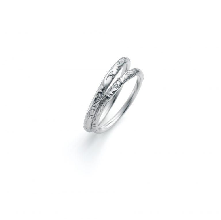 CN-636 637|ノクル 結婚指輪