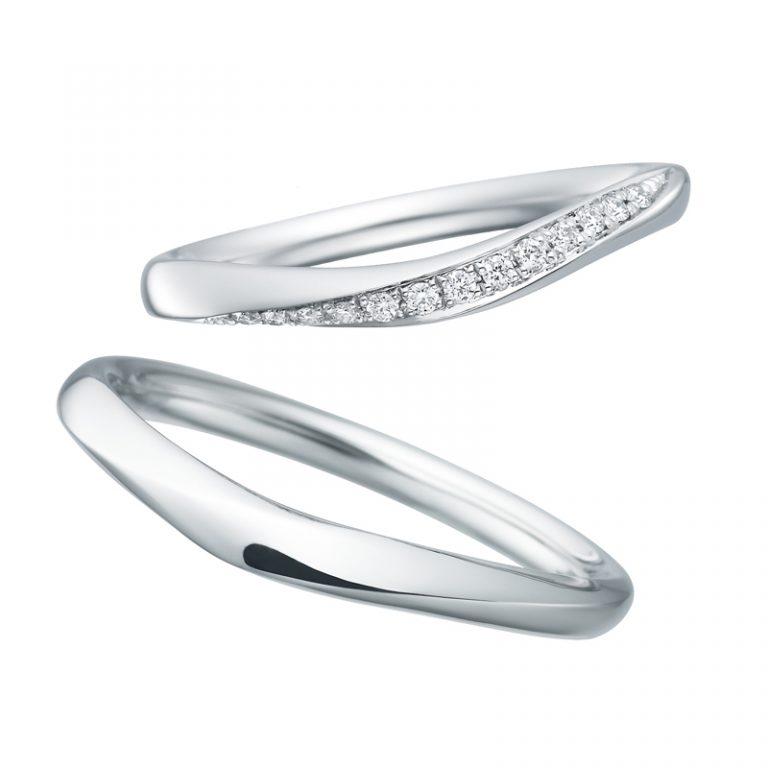 ディヴァイン SH-704 SH-705|サムシングブルーアイテール 結婚指輪