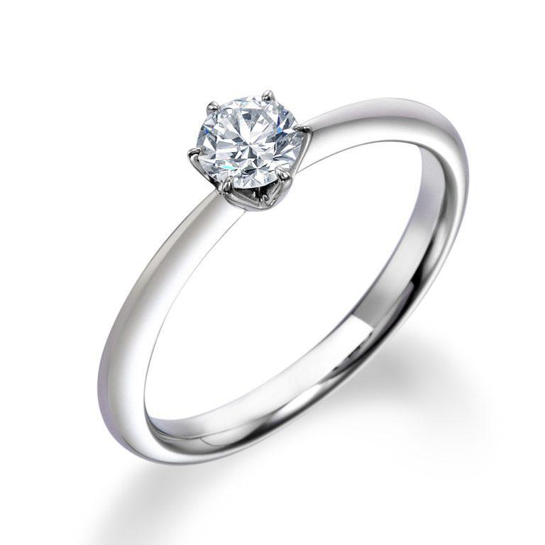 ERA251|ロイヤルアッシャー 婚約指輪