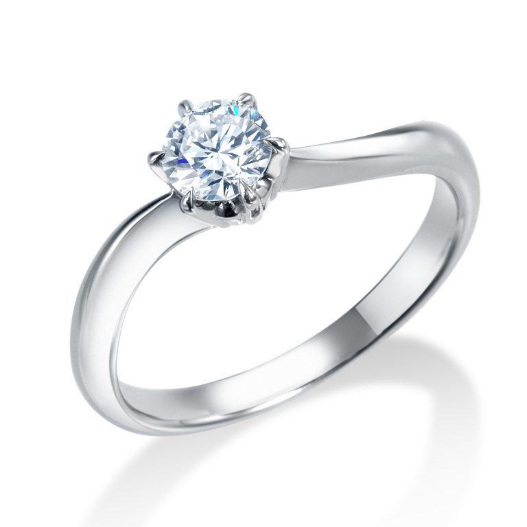 ERA270|ロイヤルアッシャー 婚約指輪