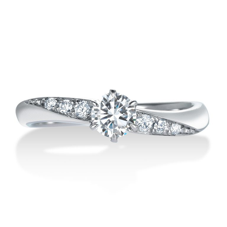 ERA316|ロイヤルアッシャー 婚約指輪