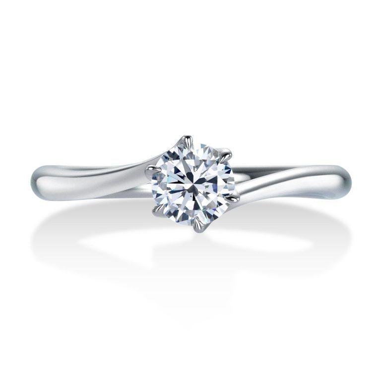 ERA318|ロイヤルアッシャー 婚約指輪