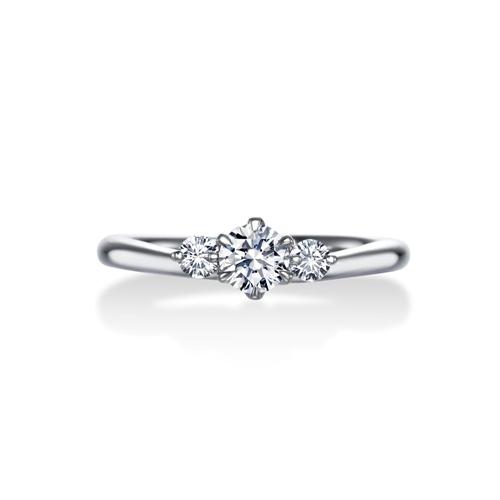 ERA683|ロイヤルアッシャー 婚約指輪