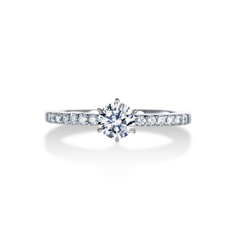 ERA688|ロイヤルアッシャー 婚約指輪