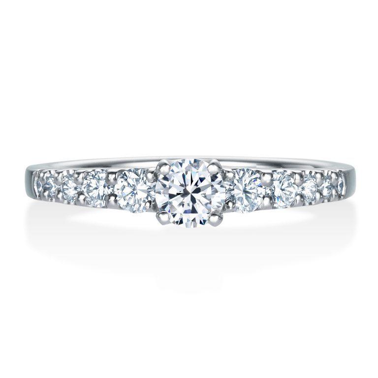 ERA689 |ロイヤルアッシャー 婚約指輪