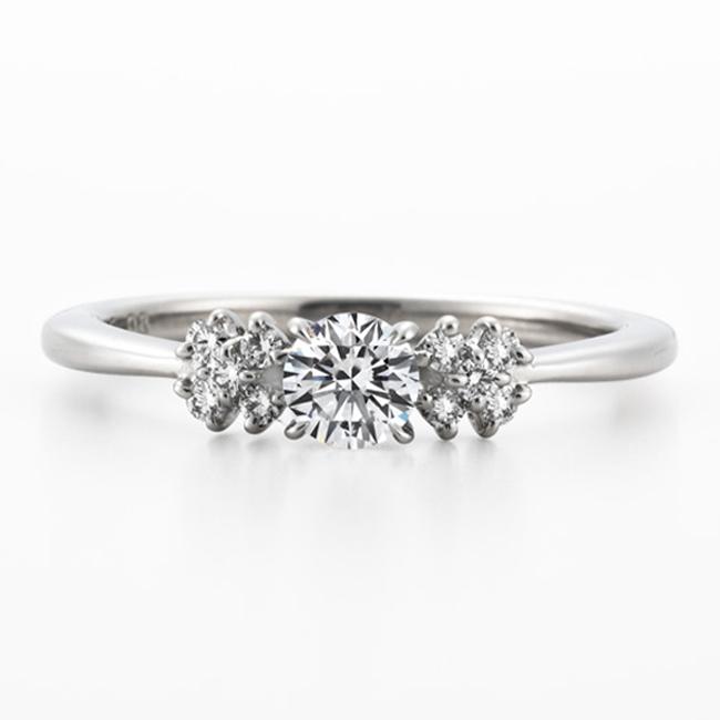 ERA691|ロイヤルアッシャー 婚約指輪