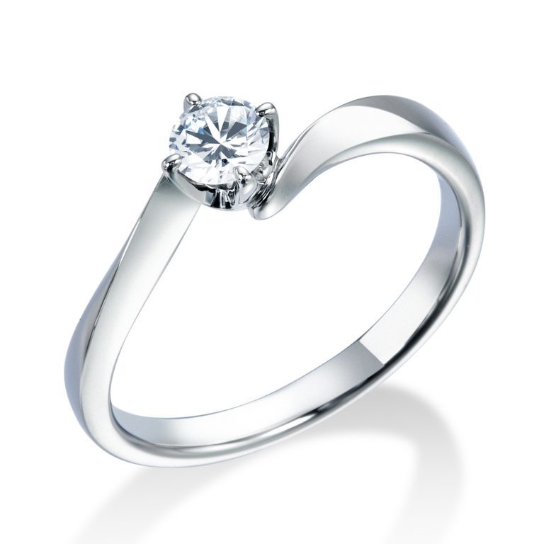 ERA802|ロイヤルアッシャー 婚約指輪