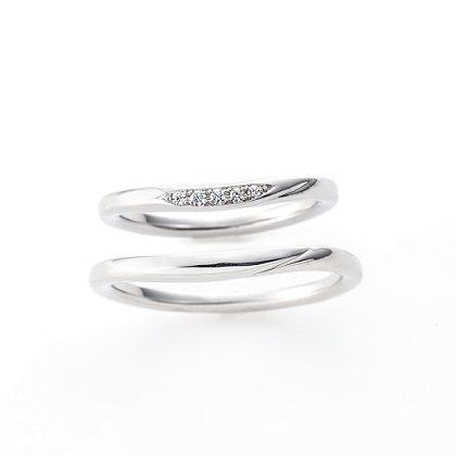 ケフェウス LD790PRM LD790PRL|ラザールダイヤモンド 結婚指輪